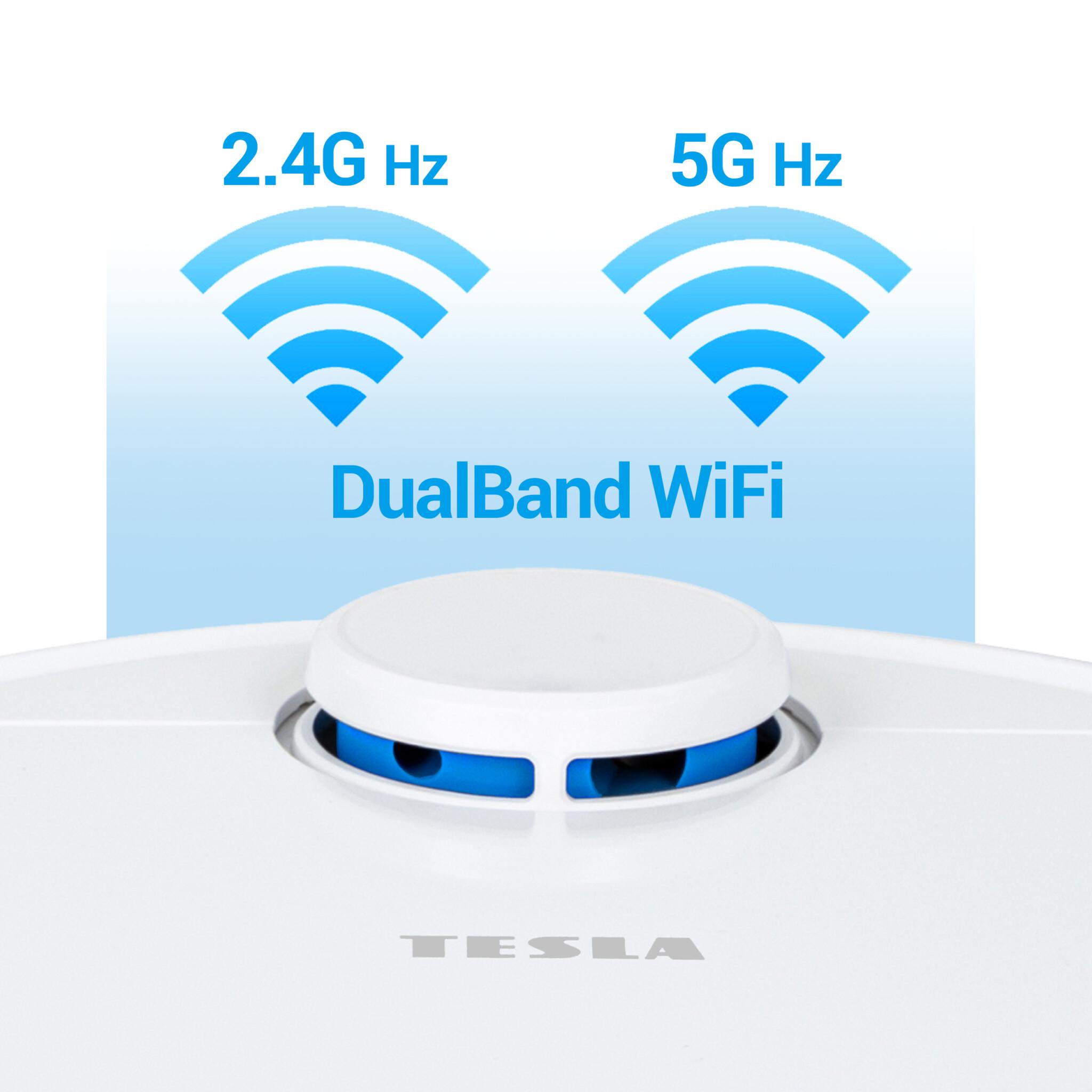 Tesla iQ600 WiFi