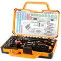 Trusa de chei tubulare & surubelnite Toman TT-6900 - 69 piese - receptoare.ro