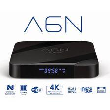 Receptor IPTV Android Box AMIKO A6N OTT 4K - receptoare.ro