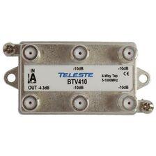 Distribuitor CATV cu 4 Tap-uri BTV416 Teleste - receptoare.ro