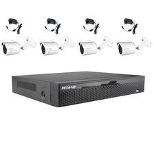 Kit supraveghere 4 camere Video AHD - 2MP - receptoare.ro