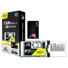 Modul TIVUSAT 4K Ultra HD satelit CAM cu smartcard Italia - receptoare.ro