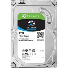 Hard Disk HDD SEAGATE 4 TB Skyhawk - receptoare.ro