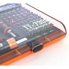 Trusa de surubelnite Toman TT-7300 - 73 piese - receptoare.ro
