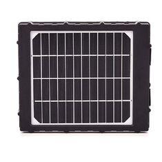Panou solar 3W / 5V Amiko cu baterie incorporata - receptoare.ro