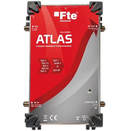 Transmodulator IPTV ATLAS DVB-S2-C-T2> IP & DVB-T - receptoare.ro