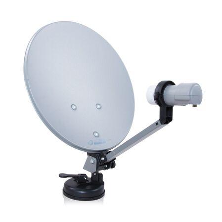 Antena satelit camping - camion - receptoare.ro