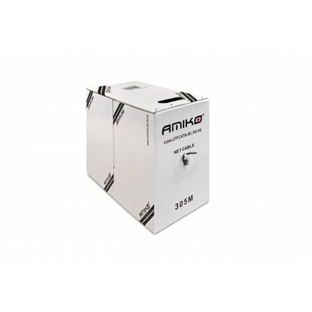 Cablu UTP CAT.5e CCA  1m - receptoare.ro
