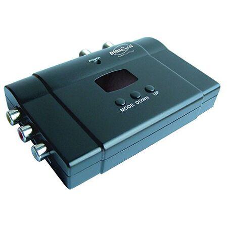 Modulator TV AV - RF Stereo - receptoare.ro