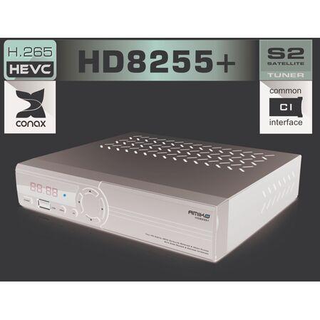 Receptor de Satelit Amiko HD 8255 + - receptoare.ro