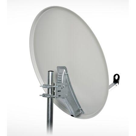 Antena satelit offset Amiko 80 cm otel - receptoare.ro