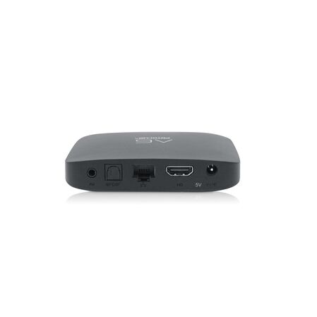 Receptor TV WiFi Android IPTV Box AMIKO A6 OTT - 4K - receptoare.ro