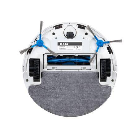 Robot aspirator smart TESLA ROBOSTAR iQ600 laser - receptoare.ro